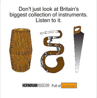 Horniman collection