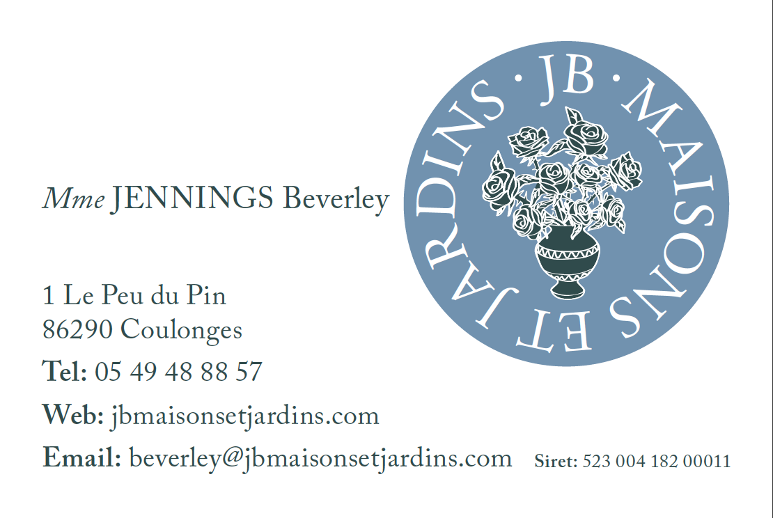 JB Business Card